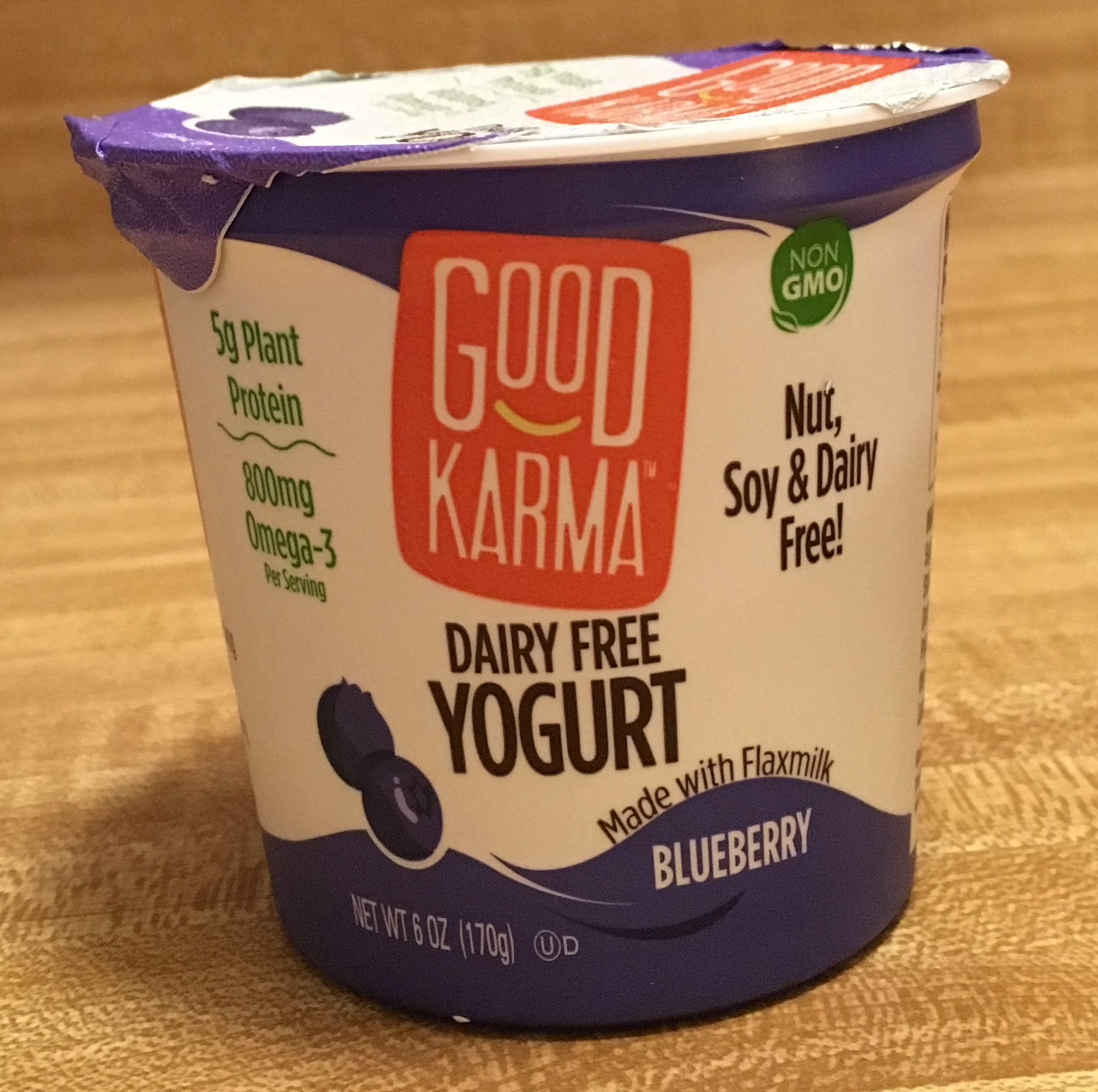 product review good karma non dairy yogurt the worley gig