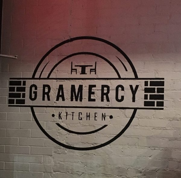 Gramercy Kitchen Signage
