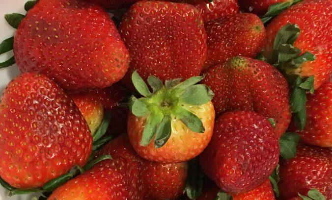 National Strawberry Day