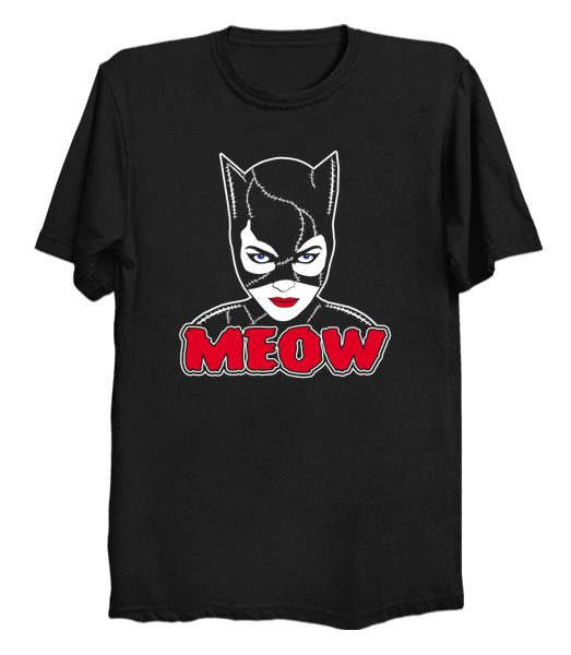 CatWoman T Shirt Full