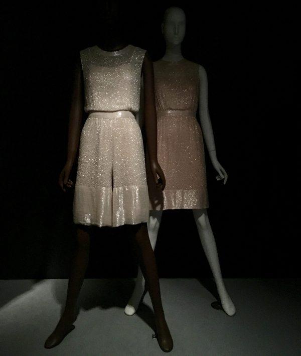 Beaded Culottes Dress