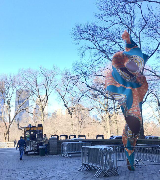 Yinka Shonibare MBE Wind Sculpture