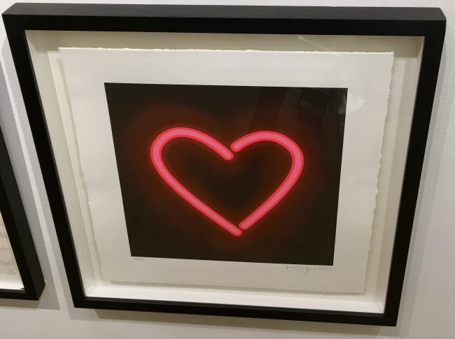 Willian Kingett Neon Heart