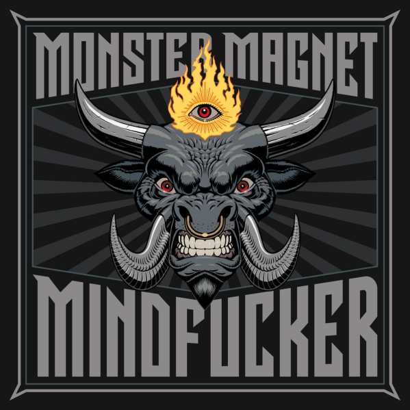 MindFucker Album Cover