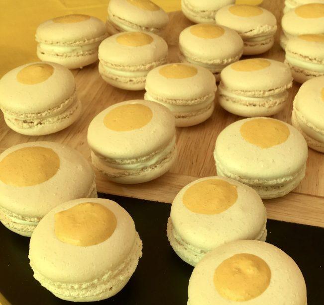 Egg Macarons