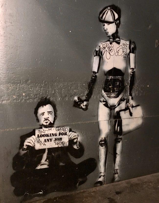 FiDi Banksy