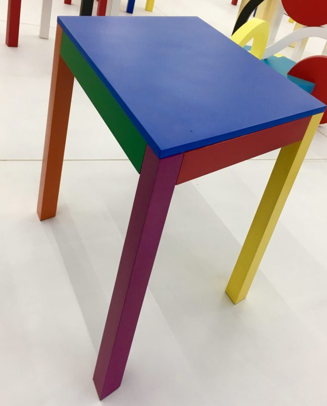 Rainbow Table