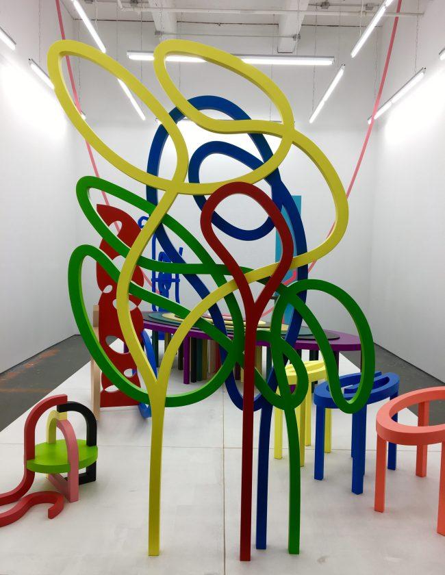 Rear Gallery Installation View