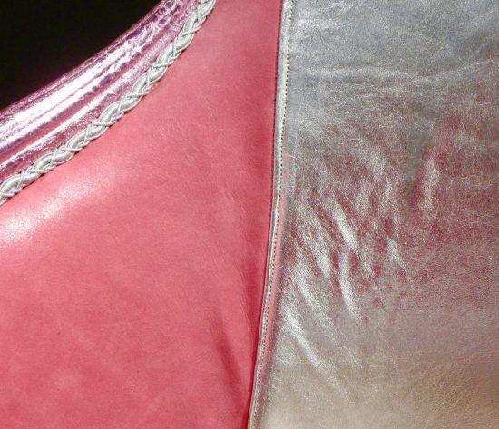 Art Deco Arm Chair Finish Detail Left Front