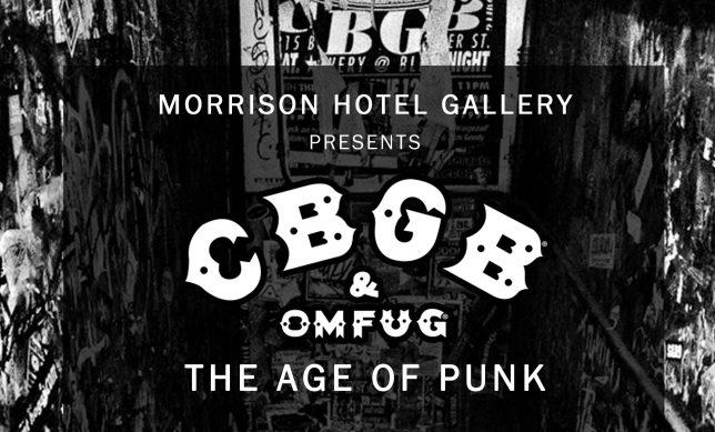 MHG CBGB Invite