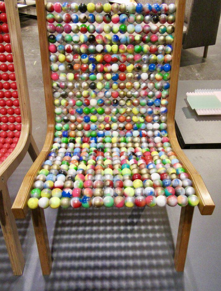 0432 Lounge Chair