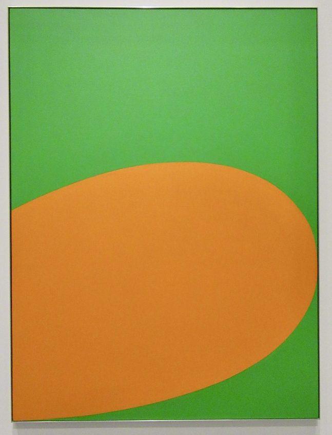 Orange Green