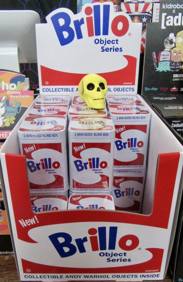 Andy Warhol Brillo Box