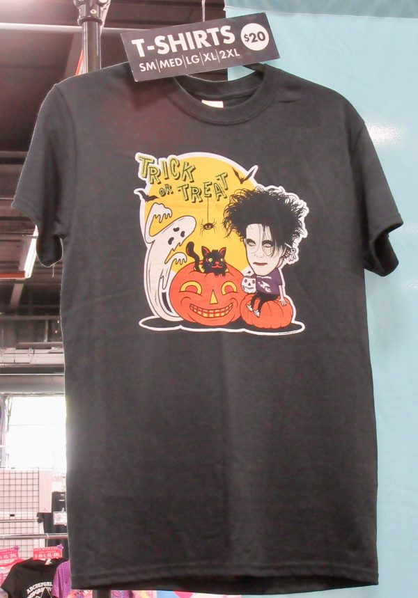 Robert Smith T Shirt