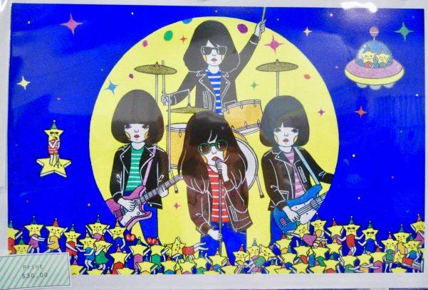 Ramones By Naoshi