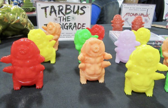 Tardigrade Small Figure