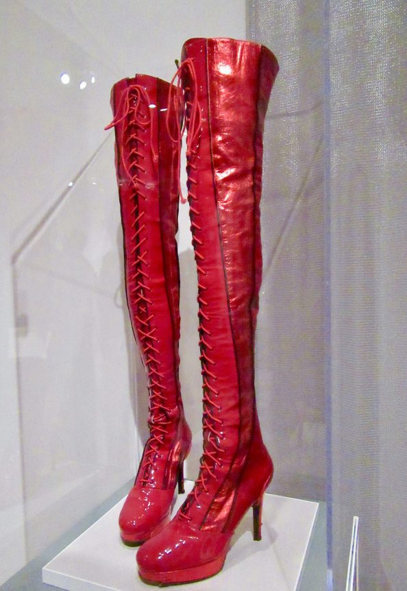 Kinky Boots Designed By Gregg Barnes