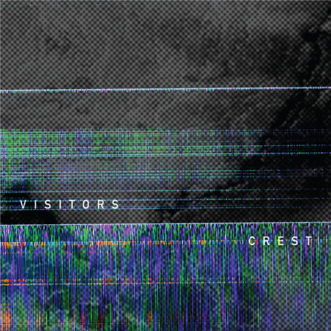 Visitors Band Cover Art