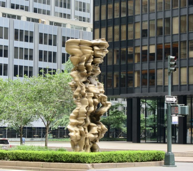 Mean Average, 2013, Park Avenue at East 52nd Street