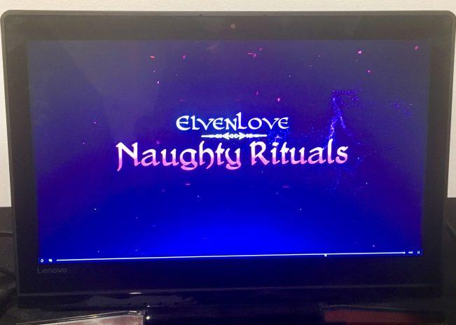 Naughty Rituals Game