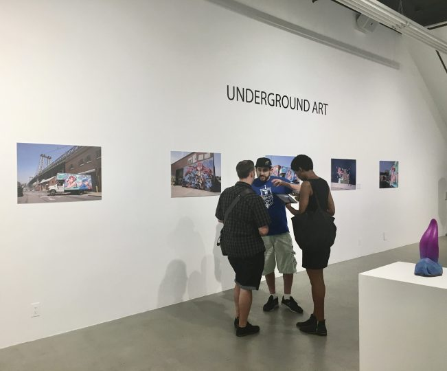 Hentai Is Art Installation View