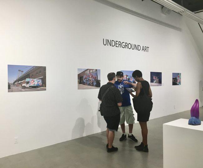 Hentai Is Art Installation View