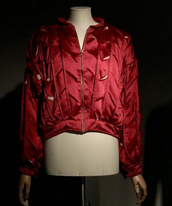 Slashed Jacket