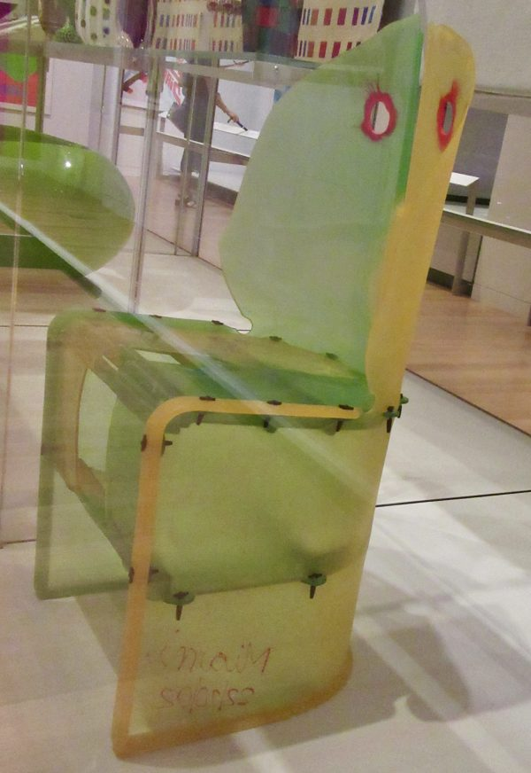 Nobody's Perfect Chair