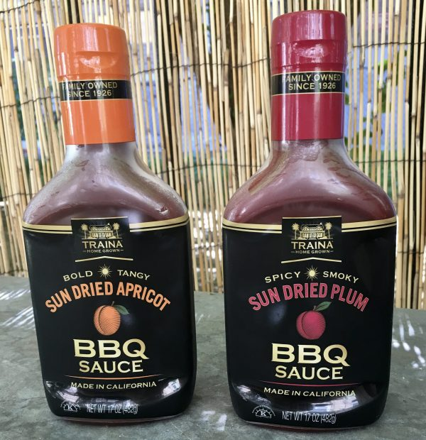 Traina BBQ Sauces