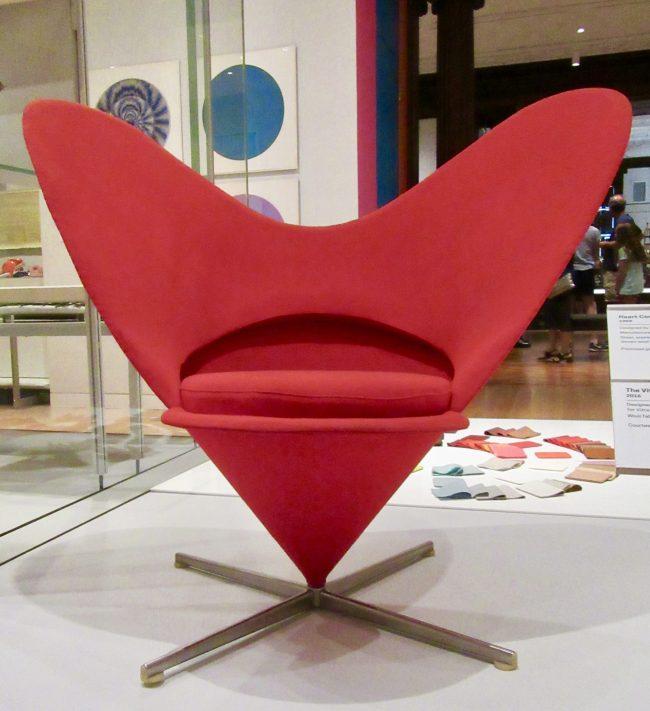 Heart Cone Chair
