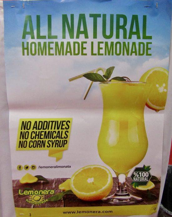 Lemonera Lemonade