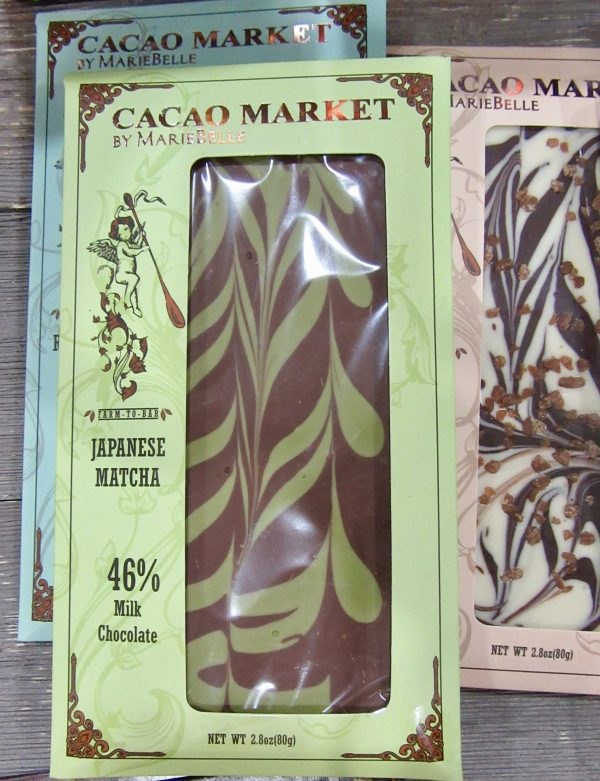 Cacao Market by MarieBelle