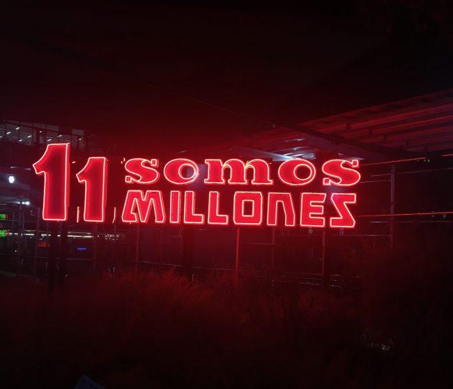 Somos 11 Millones
