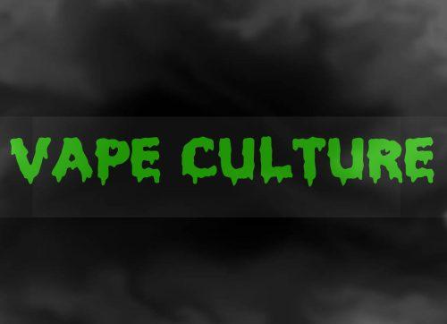 Vape Culture Words