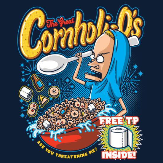 Cornholios T Shirt