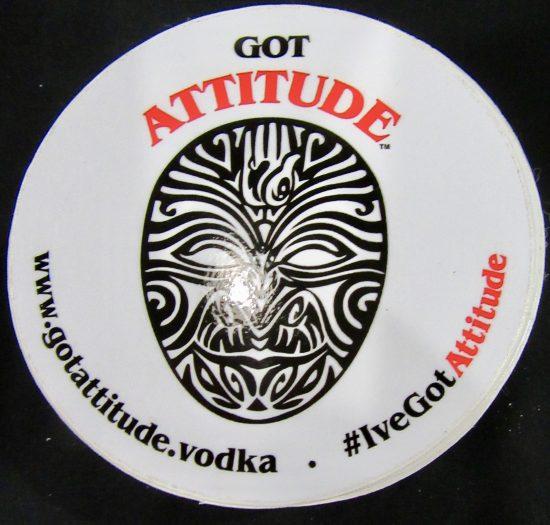 Attitude Vodka Logo