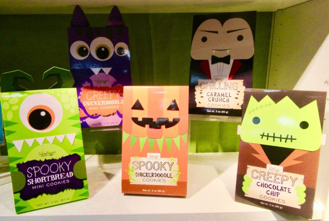 Too Good Gourmet Halloween Cookies Packaging