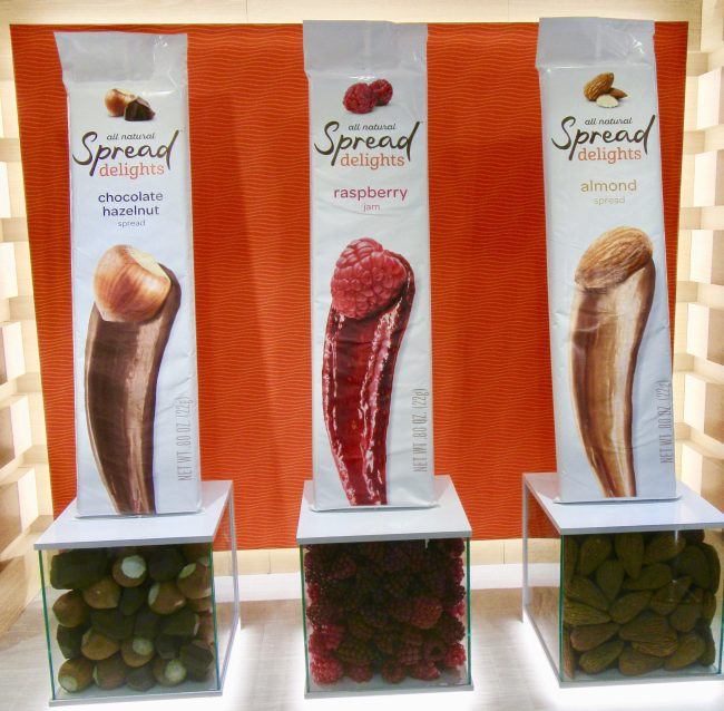 Spread Delights Booth Display