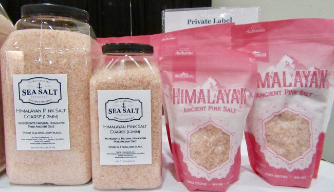 Pink Himalayan Sea Salt