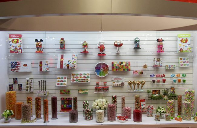 Jelly Belly Merchandising