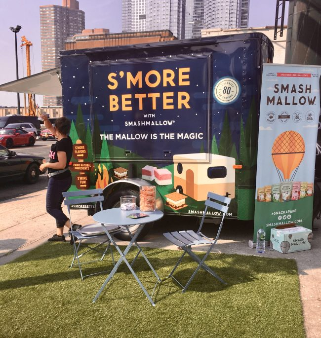 S'More Better Smash Mallow