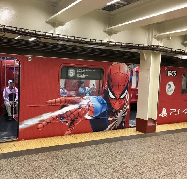 Marvels Spider-Man for P 4