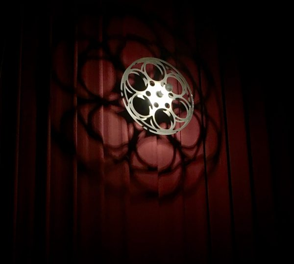 Alamo Drafthouse Theaters Film Reel Lights