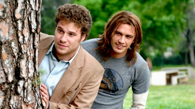Seth Rogan James Franco