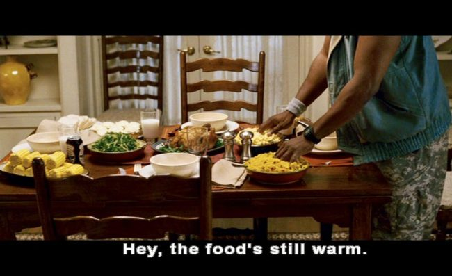 Foods Still Warm