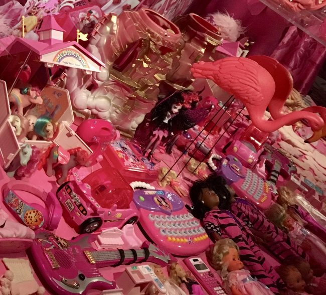 Miscellaneous Pink Things