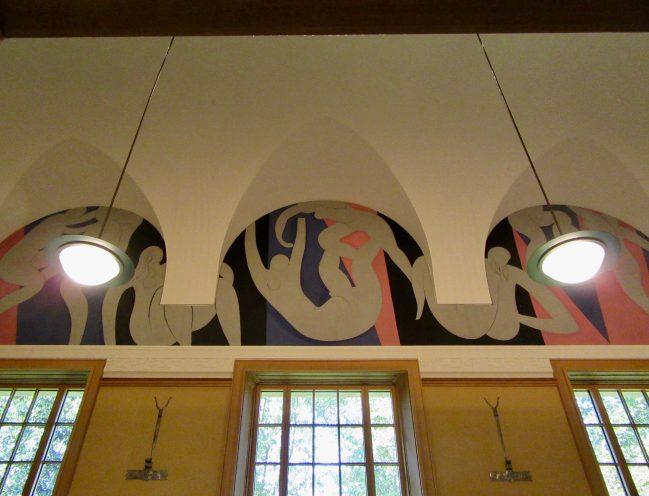 Matisse Ceiling Piece
