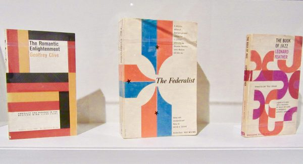 Three Book Jackets