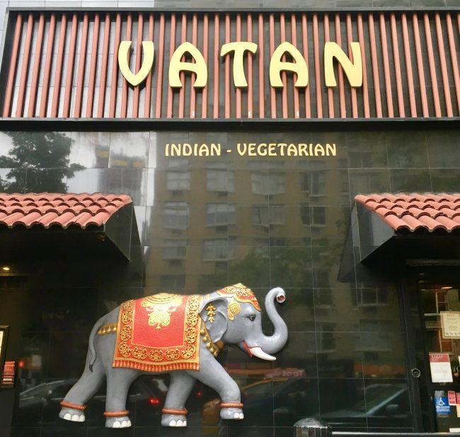 Vatan Signage Elephant