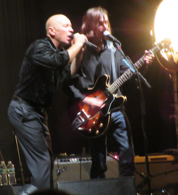 Matt and Barrie